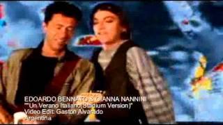 EDORADO BENNATO & GIANNA NANNINI- Un Verano Italiano(Stadium Version)