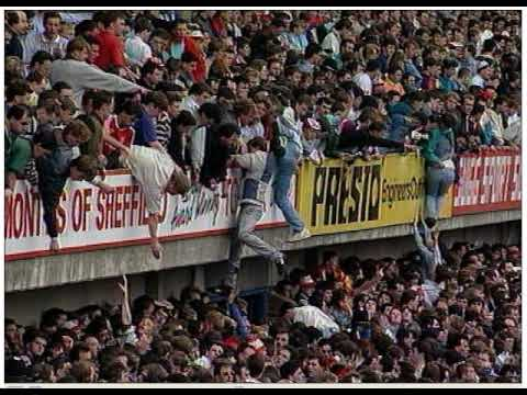 The Hillsborough Disaster 1989 Unfolds