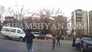 Երևանում օրը ցերեկով վնասում են Mercedes-ը և կրակոցներ արձակում