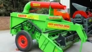 SAECO AGROTECH (INDIA) - YODHA AGRICULTURE MACHINERY PLANT