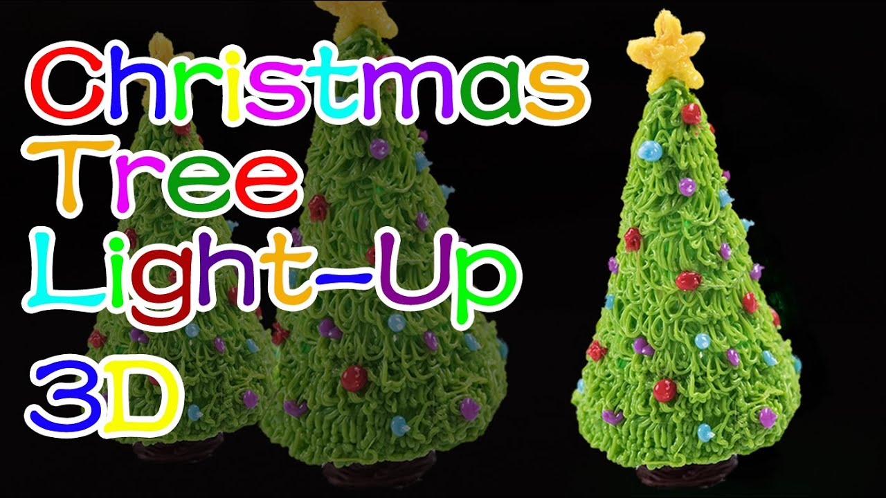 3d light up christmas cards