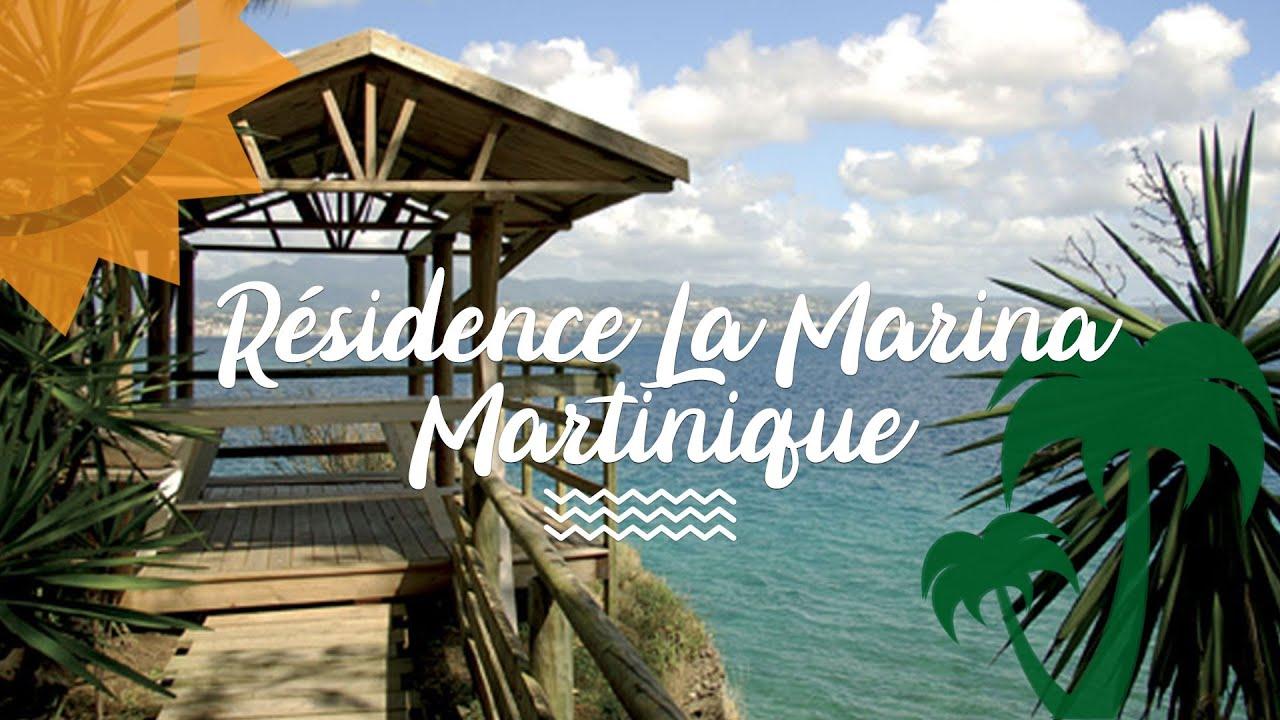 R U00e9sidence La Marina  Ex Carayou H U00f4tel  En Martinique Avec