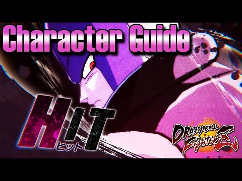 HIT - Full Tutorial Character Guide, Setups and Combos: Dragon Ball FighterZ