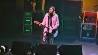 Nirvana - 2/12/94 - Zénith Oméga - [Deshaked/Tweaks/Full Show] - Toulon France - [50fps]