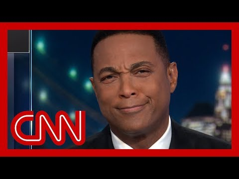 Don Lemon responds