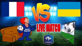 🔴🎥(LIVE MATCH ) FRANCE - UKRAINE / QUALIFICATION CDM 2022