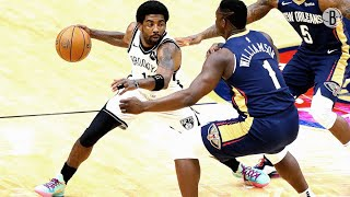 Kyrie Irving Highlights | 32 Points vs. New Orleans Pelicans