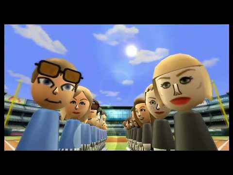 Wii Sports - Baseball (Skill Level 0 - Champion)