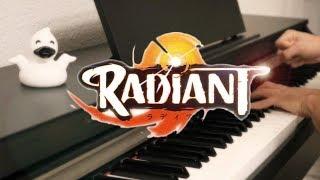 Radiant - OP : Utopia - Piano Cover