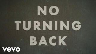 Brandon Heath - No Turning Back (Official Lyric Video)