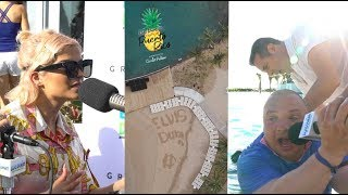 Elvis Duran's Party In Puerto Rico | Elvis Duran Exclusive