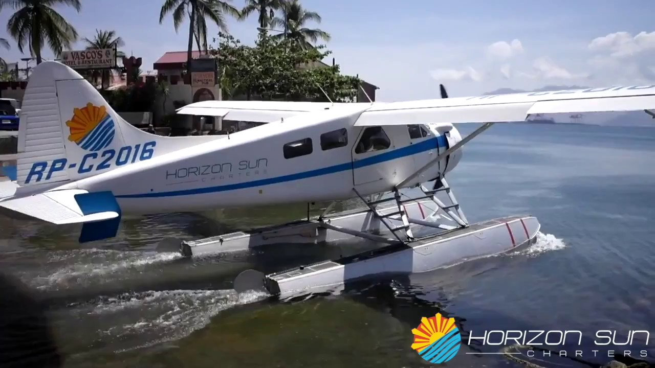 Seaplanes Philippines | Airline | Charter Flights