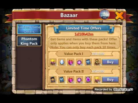 Castle Clash   Events   We Got A MOLTANICA!!!!FROM 20$...WHAT!?!?!
