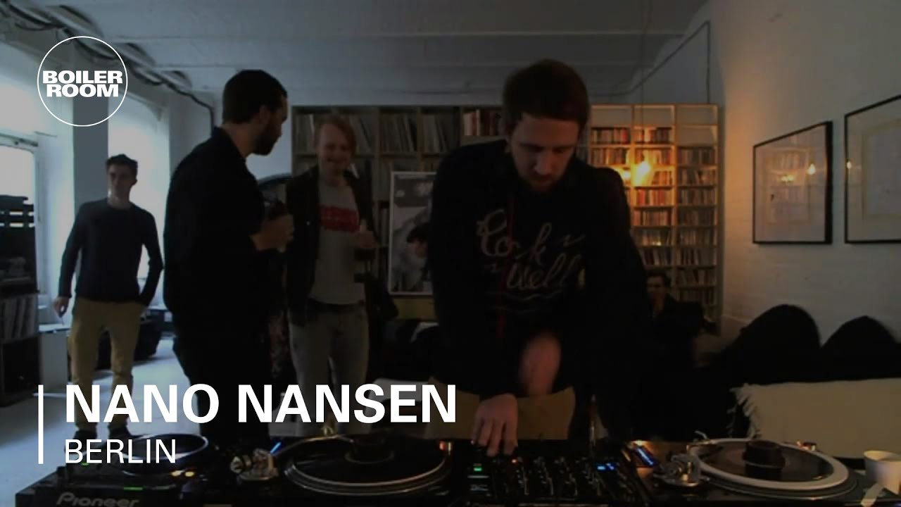 Nano nansen boiler room berlin daytime dj set youtube