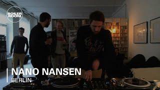 Nano Nansen Boiler Room Berlin Daytime DJ Set