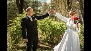 Слайд-шоу свадьбы Сергея и Юлии