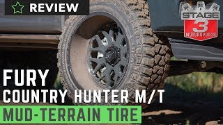 Fury Country Hunter M/T Review On & Off Road
