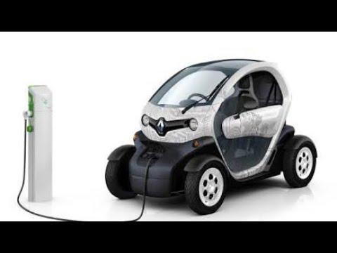 Testdrive des Elektroauto Renault Twizy mit meinem Brother in ...