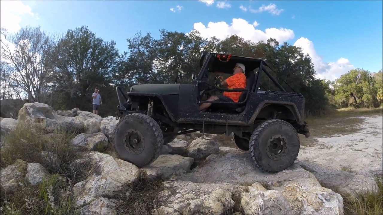 Ranch Jeep >> The Jeep Ranch 2017 Youtube