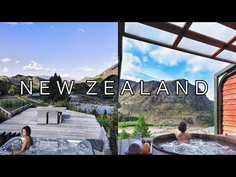 NEW ZEALAND Travel Vlog (MUST-VISIT & MUST-GO)