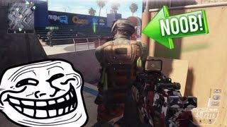 following noobs in black ops 2