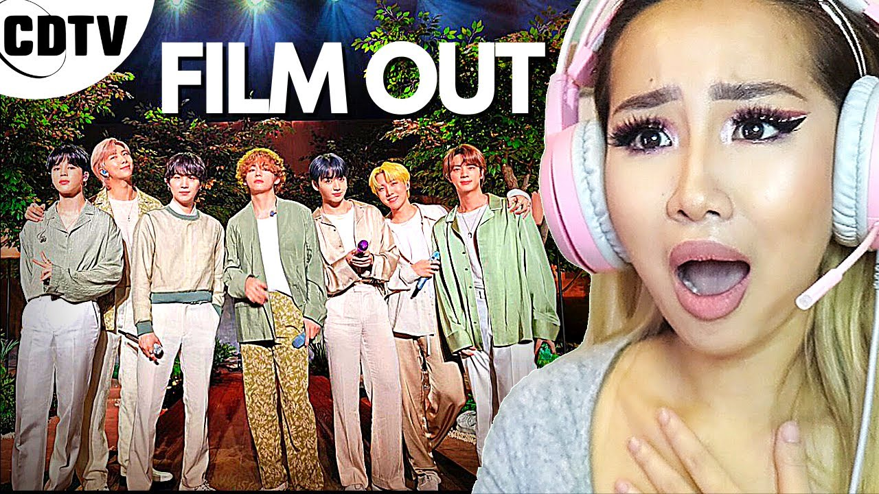 MIC'S ARE ON! 😍 BTS 'FILM OUT'  @ CDTV LIVE! | REACTION/REVIEW