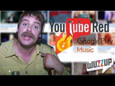 YouTube Red und Google Play Music werden zusammengelegt – DU Teil eines FILMS! – WuzzUp!?