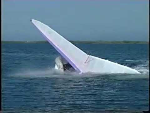 water plane crash youtube