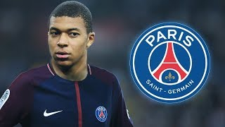 Kylian mbappe - welcome to psg - skills & goals 2017 hd