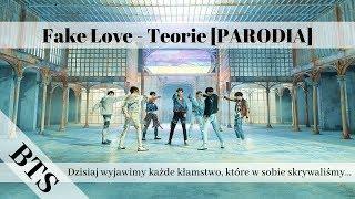 BTS Fake Love - Teorie [PARODIA FAKE SUB]