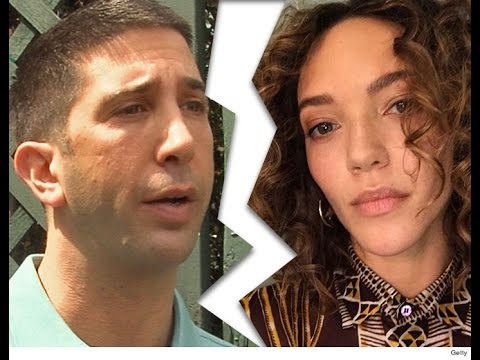 David Schwimmer and his wife Zoe Buckman have separated.