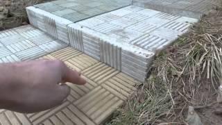 видео плитка для уличных ступеней