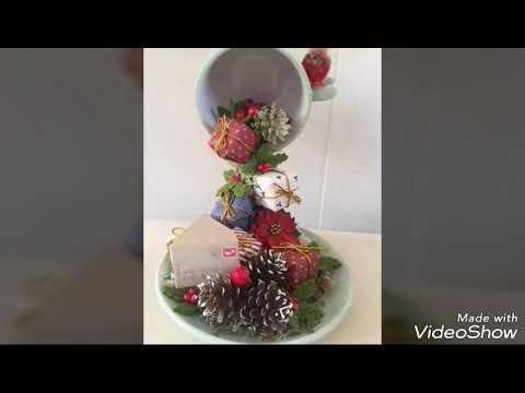 Christmas Floating Tea Cups.Diy Floating Teacup Ideas