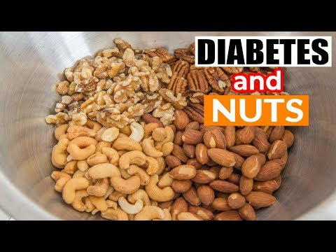 5 Best Nuts for Diabetes