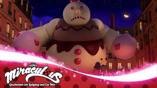 MIRACULOUS 🐞 Der Glaciator - Super-Bösewichte 🐞 | STAFFEL 2 | Geschichten von Ladybug und Cat Noir