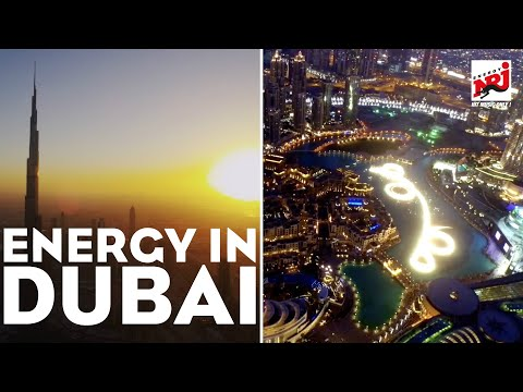 Emirates bringt ENERGY nach Dubai | Folge 7 | Burj Khalifa & Dubai Fountains