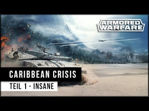 Armored Warfare: Carribbean