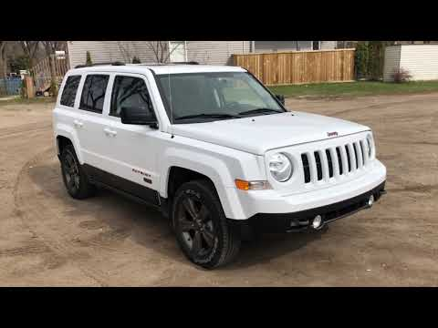 2017 Jeep Patriot Sport | Waterloo Ford Lincoln