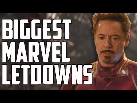 The Biggest Marvel Cinematic Universe Disappointments