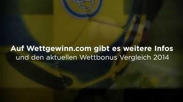 Sportwetten Bonus Vergleich auf Wettgewinn.com