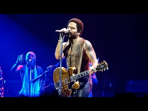 Lenny Kravitz – I Belong to You Live @ Bercy, Paris, 2014 HD