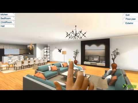 Istaging Interior Design With Google Tango Augmente Doovi