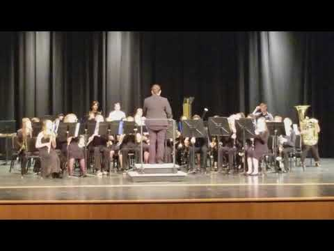Krum Middle School - 8th Grade Band