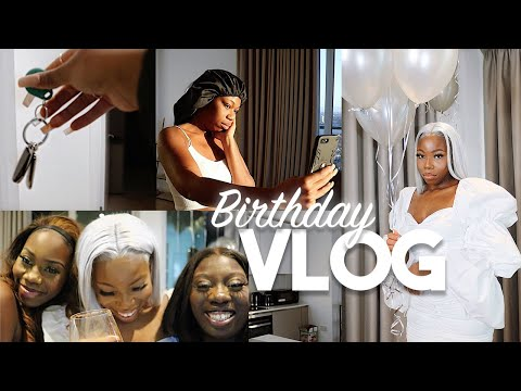 VLOG | MY BIRTHDAY, APARTMENT TOUR, BANTER & CHAOTIC FRIENDS!