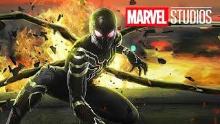 Spider-Man Venom Spider-Verse Series Teaser and Crossover Breakdown
