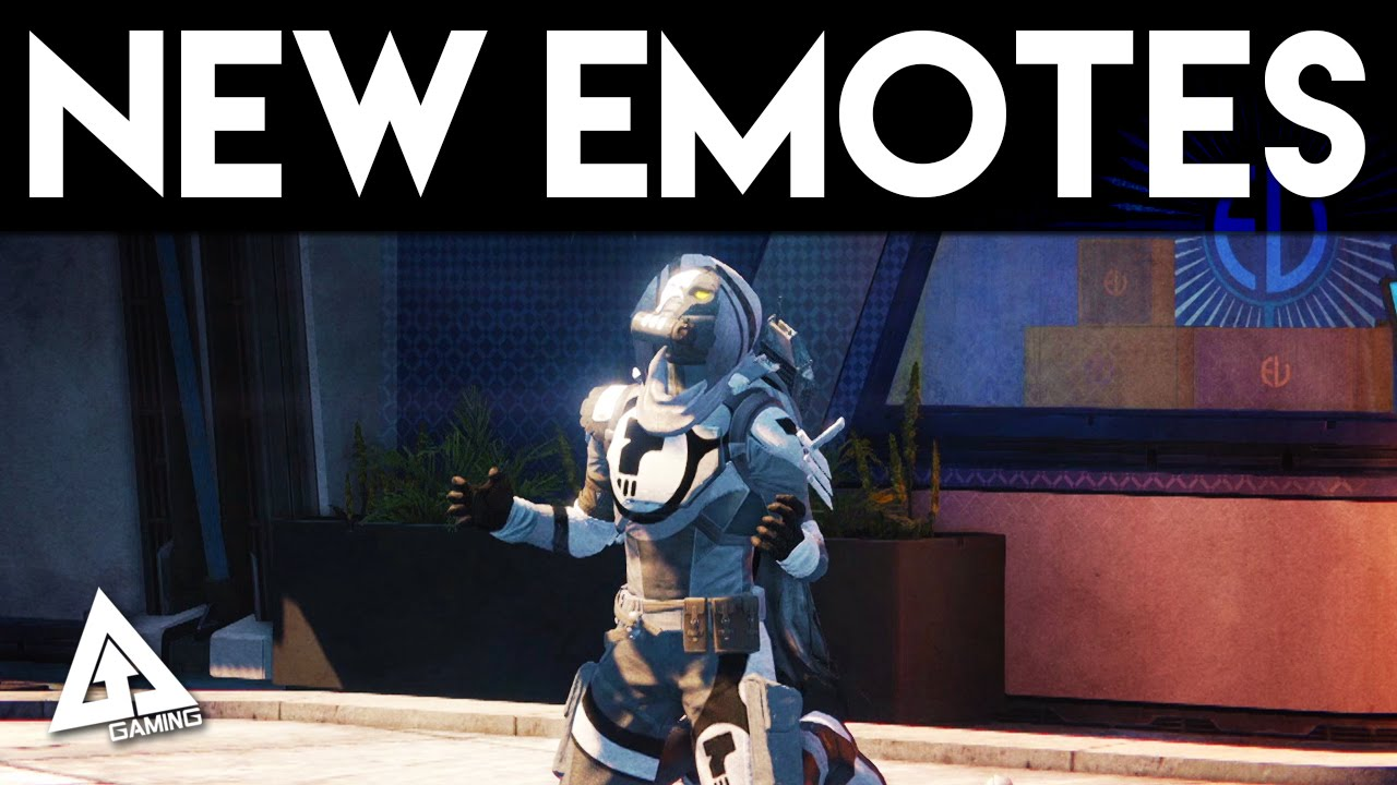 how to get salute emote in destiny