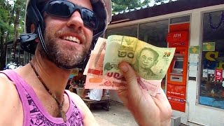Travel in THAILAND on $25 a Day! Tropical Island Paradise