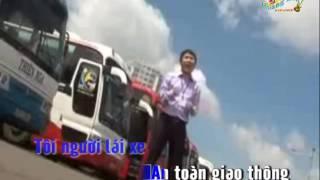 Tâm sự người lái xe - Karaoke - Beat Huỳnh Lợi