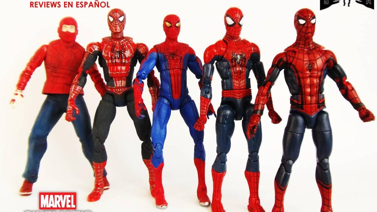 Spiderman Movie Review Legends Marvel Acero Revisión Toy En Español Juguete Jonathan 5ul1FJcKT3
