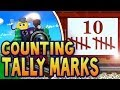 Counting Tally Marks 1-10 | PicTrain™